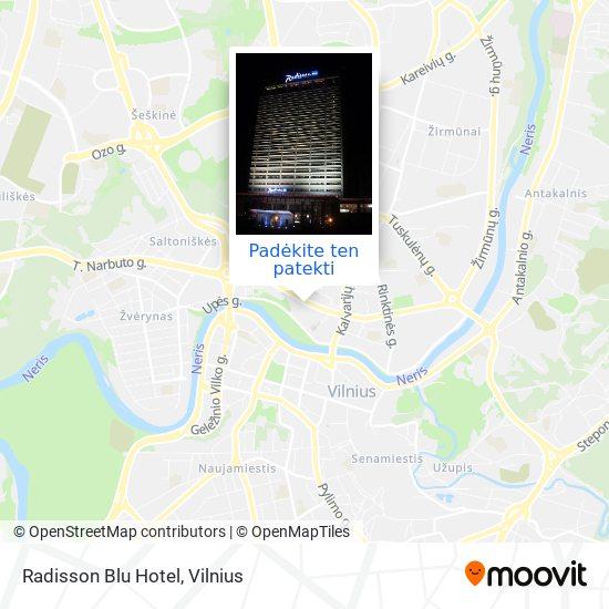 Swedbank Parkingas žemėlapis